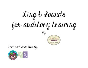 Ling 6 Sounds