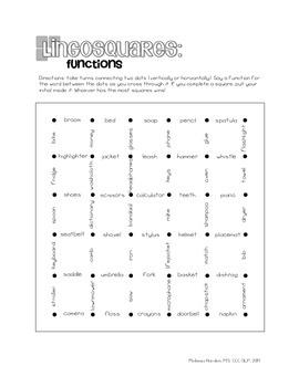 Lingosquares/Grammarsquares Sampler Pack