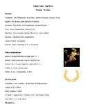 Lingua Latina - Amphitryo - Prologue Resources Bundle