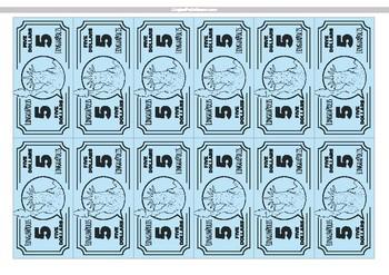 LinguaPolis NY Game: Play Money