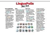 LinguaPolis NY Game: Rules