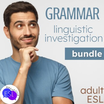 Linguistic Investigation Grammar BUNDLE