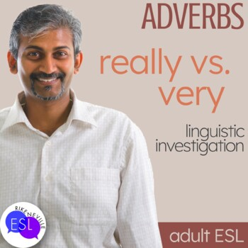 Linguistic Investigation:  really vs. very