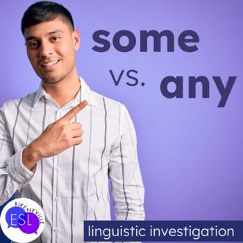 Linguistic Investigation:  some vs. any