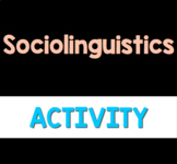 Linguistics and Texting (Sociolinguistics)