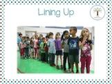 Lining Up - A Social Narrative