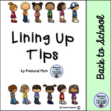 Lining Up Tips