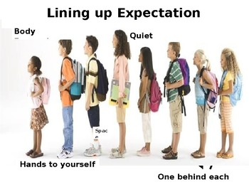 Lining up Expectation