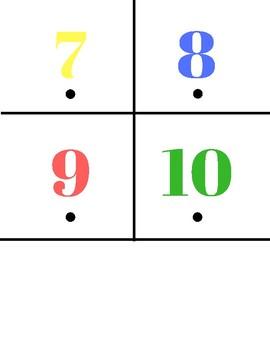 Link 1-10 cards