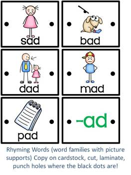 Link It: Short Vowels