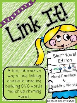 Link It: Short Vowels