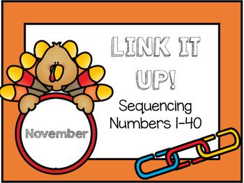 Link It Up!  November