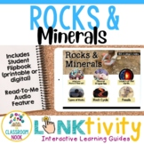 Link & Think Digital Guide:  Rocks & Minerals {Google Clas