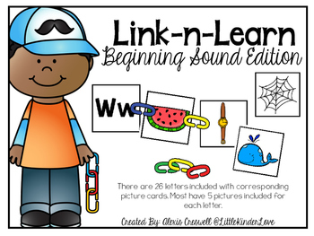 Link-n-Learn Beginning Sounds