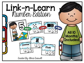 Link-n-Learn Numbers
