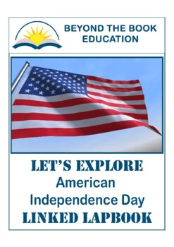 Linked Lapbook ~ American Independence Day