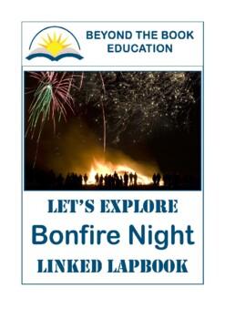 Linked Lapbook ~ Bonfire Night