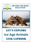 Linked Lapbook ~ Ice Age Animals