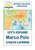 Linked Lapbook ~ Marco Polo