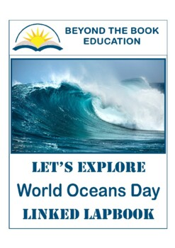 Linked Lapbook ~ World Oceans Day