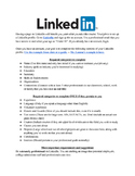 LinkedIn Account for Students - Start Your Career via Soci