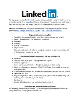 LinkedIn Account for Students - Start Your Career via Soci