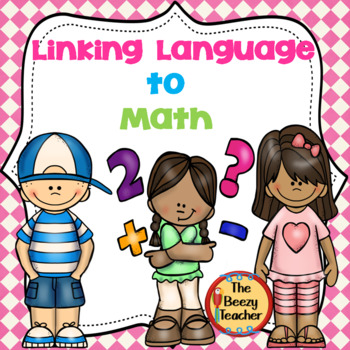 Linking Language to Math
