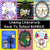 Linking Literature: Back to School BUNDLE