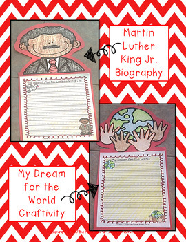 Linking Literature Bio: Martin Luther King Jr.