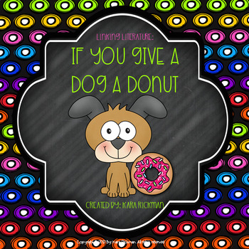 Linking Literature: If You Give a Dog a Donut