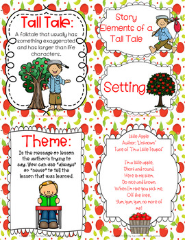 Linking Literature: Johnny Appleseed