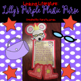 Linking Literature: Lilly's Purple Plastic Purse