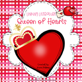 Linking Literature: Queen of Hearts