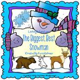 Linking Literature: The Biggest, Best Snowman