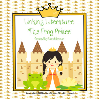 Linking Literature: The Frog Prince