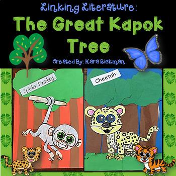 Linking Literature: The Great Kapok Tree Grades 1-3