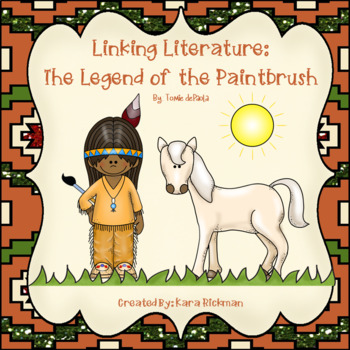 Linking Literature: The Legend of the Indian Paintbrush Gr