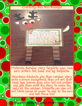 Linking Literature: The Wild Christmas Reindeer