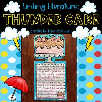 Linking Literature: Thunder Cake