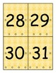 Linking Number Cards - 0-50
