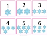 Linking Numbers 1-30 Winter Edition