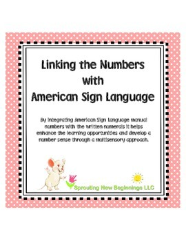 ASL - Linking Numbers with American Sign Languge