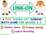 Linking On To Number Sense With Dominoes is Fun