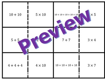 Linking Repeated Addition to Multiplication (2nd Module 6 and 3rd module 1)