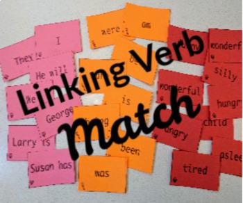 Linking Verb Match