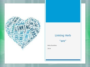 Linking Verb-are