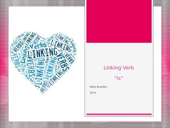 Linking Verb-is