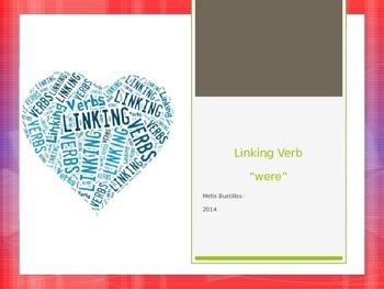Linking Verb-were