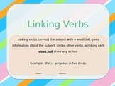Linking Verbs Powerpoint