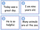 Linking Verbs Scoot